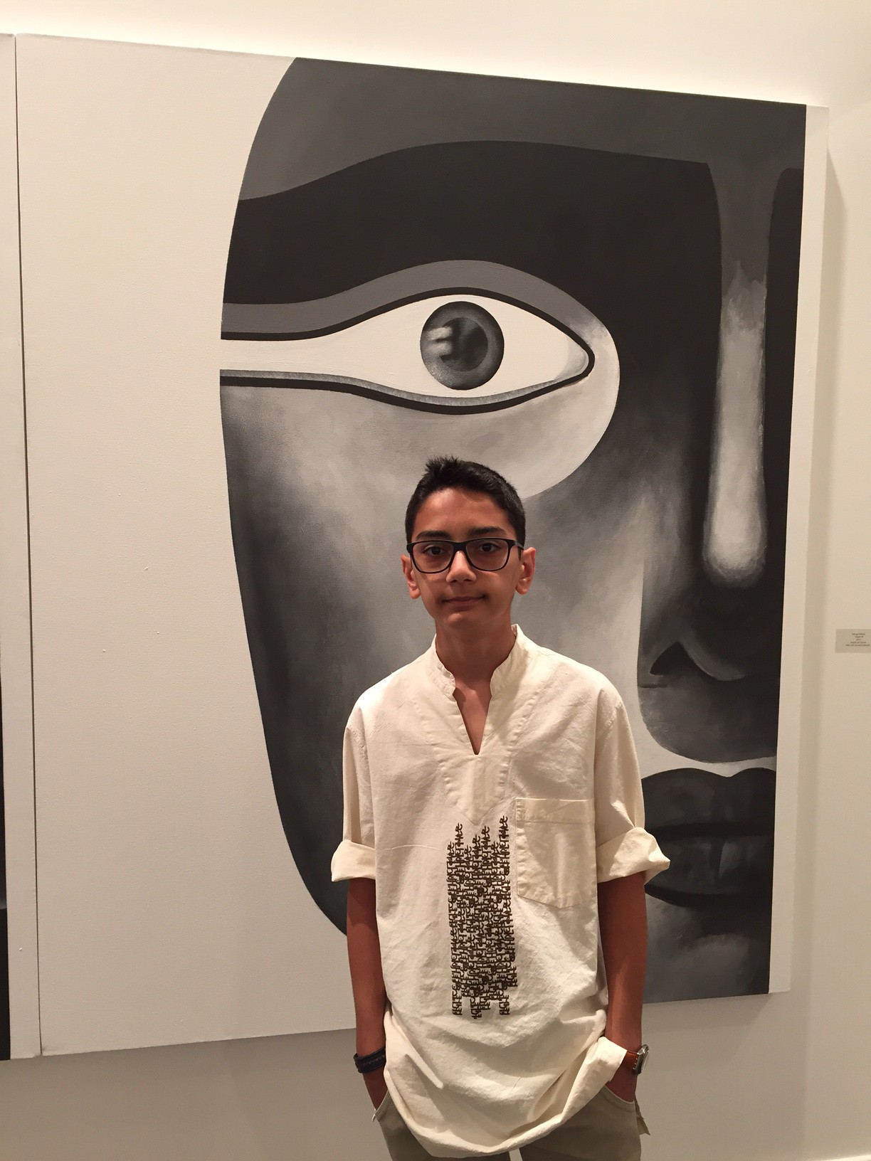 ArtDubai 2015 - Mahdi Bashash