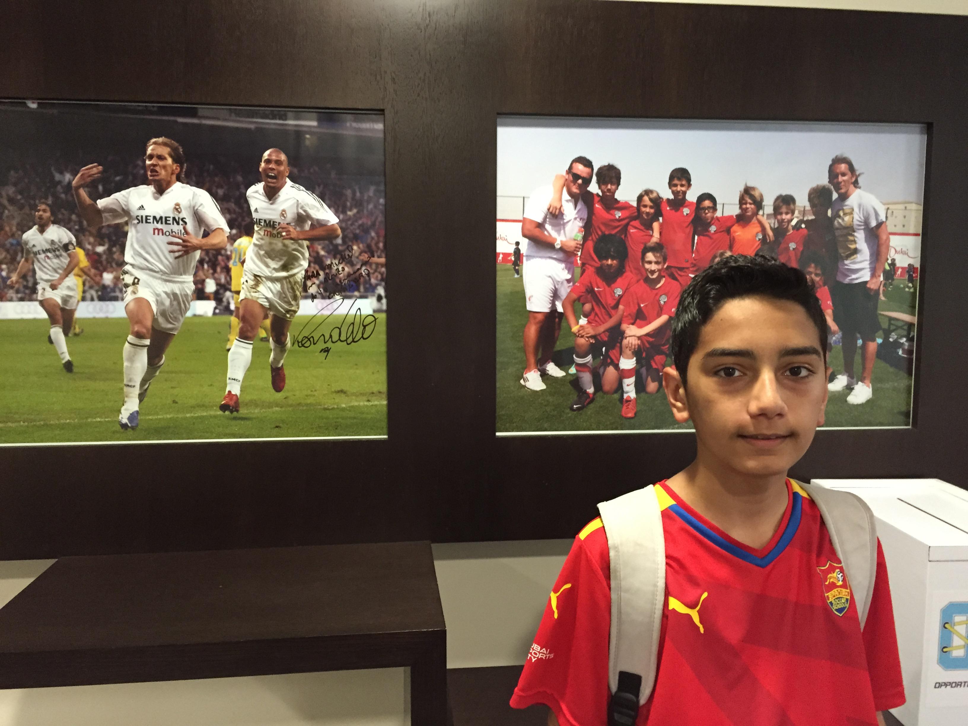 Spanish Soccer Schools Last Day