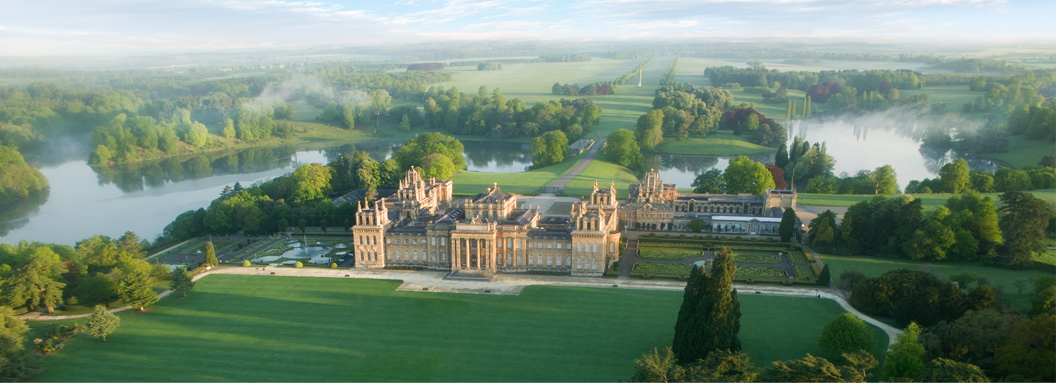 blenheim palace field trip - 8 April 2016