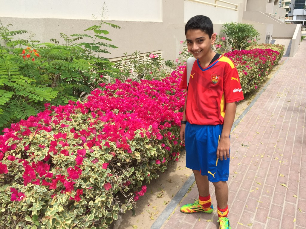 Spanish Soccer School Dubai