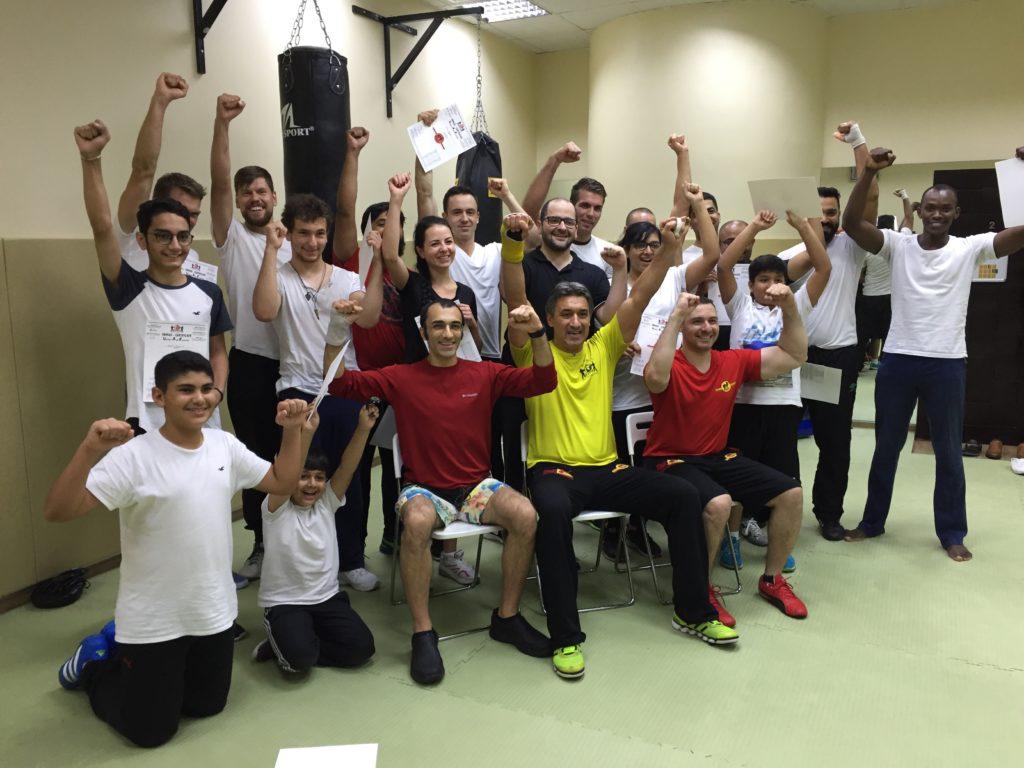 Martial Arts Dubai Mahdi Bashash